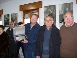 Homenaje en Villaeles